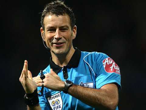 Mark Clattenburg;